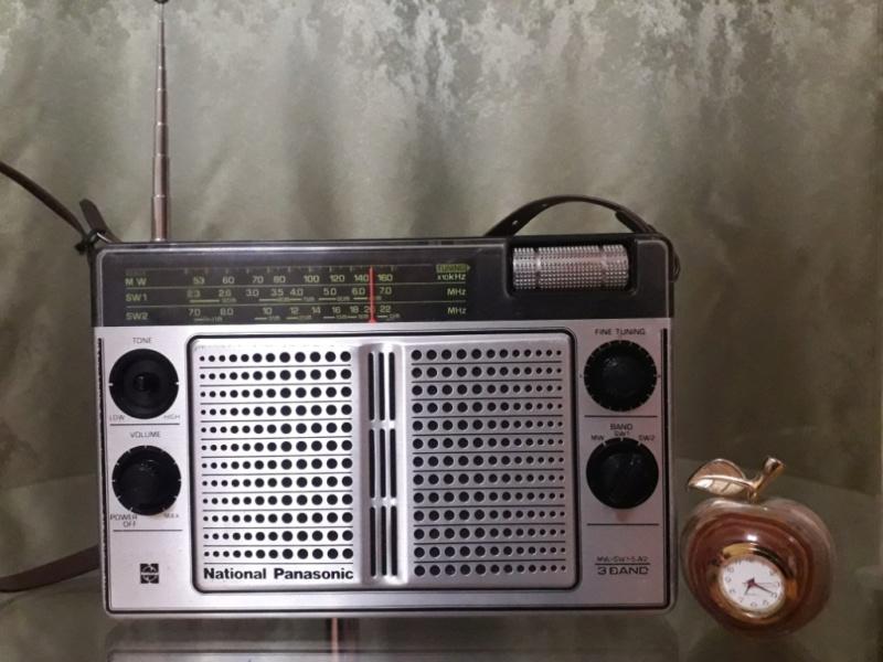 Зарубежные бытовые радиоприёмники N_189
