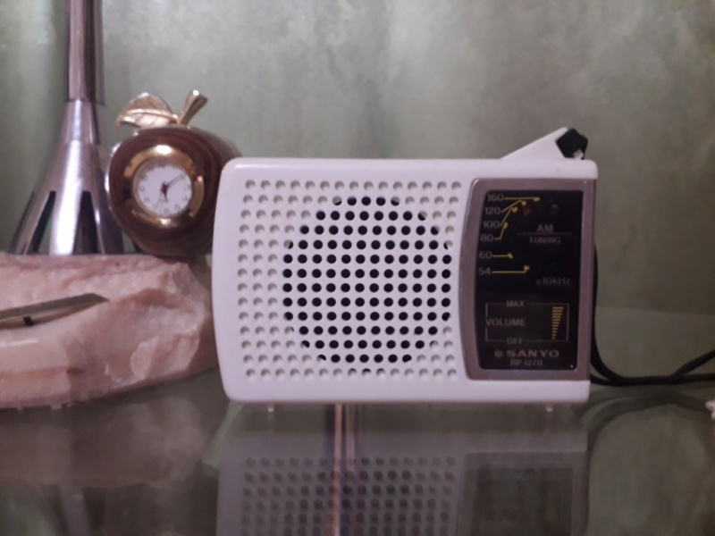 Зарубежные бытовые радиоприёмники N_1_110