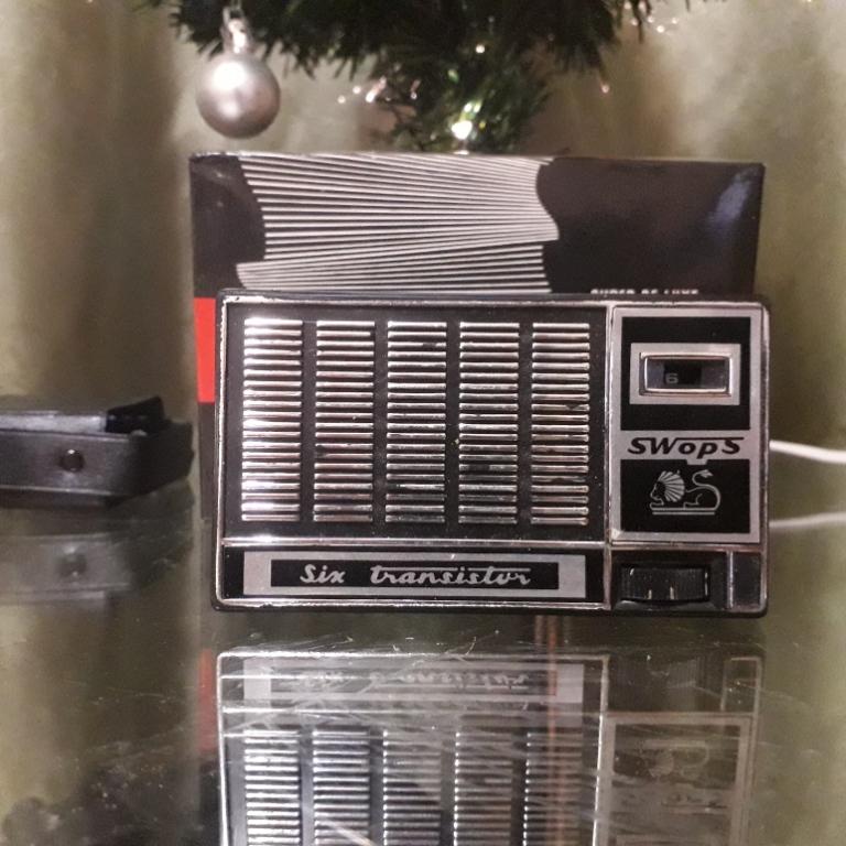 Зарубежные бытовые радиоприёмники N_2112