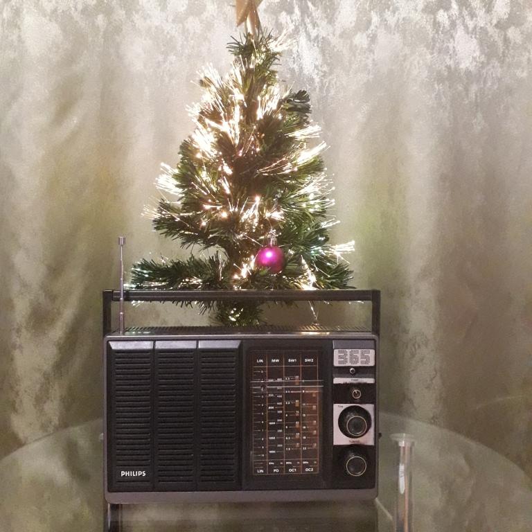 Зарубежные бытовые радиоприёмники N_2113