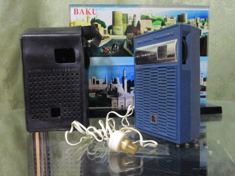 Зарубежные бытовые радиоприёмники N_213