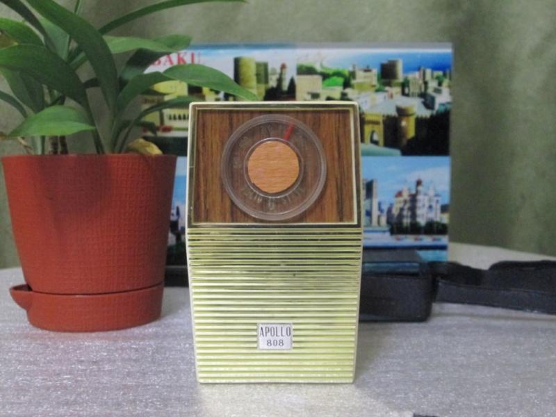 Зарубежные бытовые радиоприёмники N_233