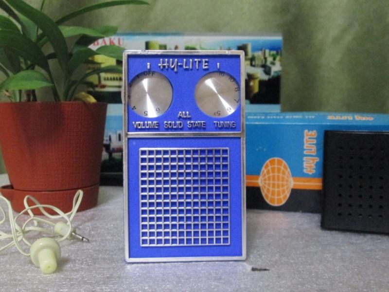 Зарубежные бытовые радиоприёмники N_234