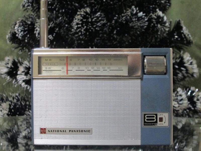 Зарубежные бытовые радиоприёмники N_239