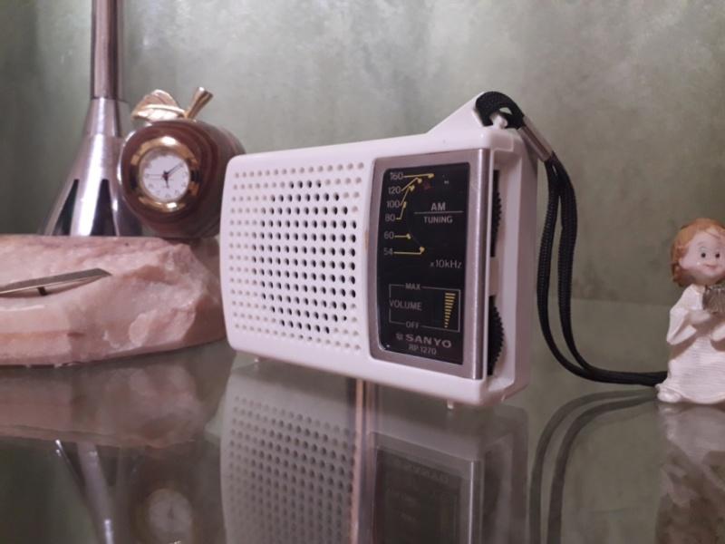 Зарубежные бытовые радиоприёмники N_280
