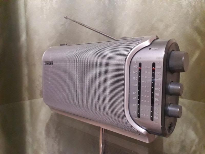 Зарубежные бытовые радиоприёмники N_285