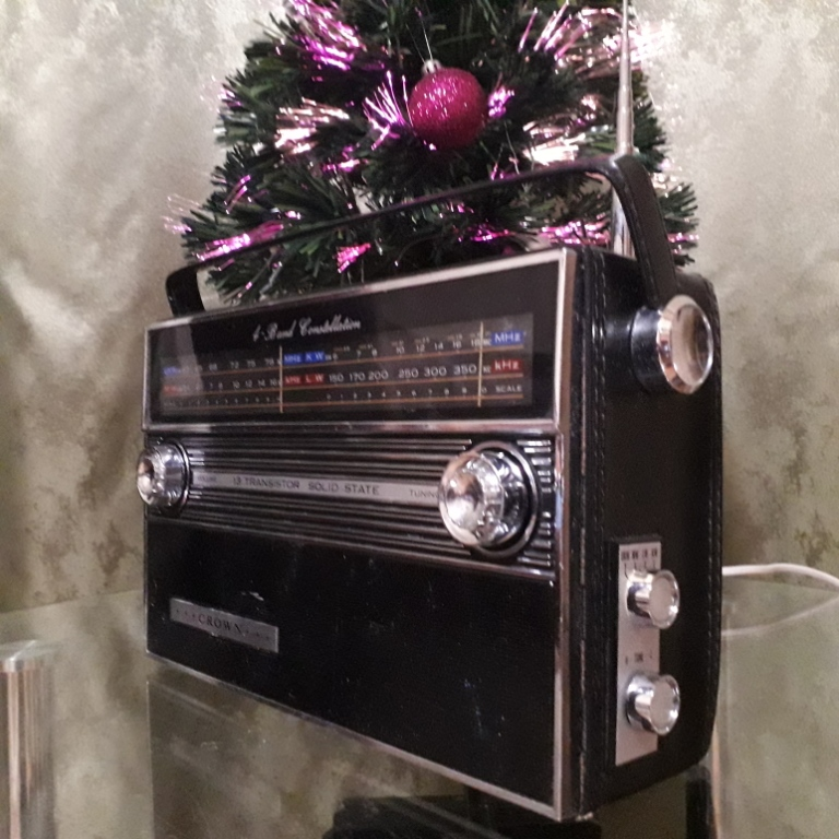 Зарубежные бытовые радиоприёмники N_3111