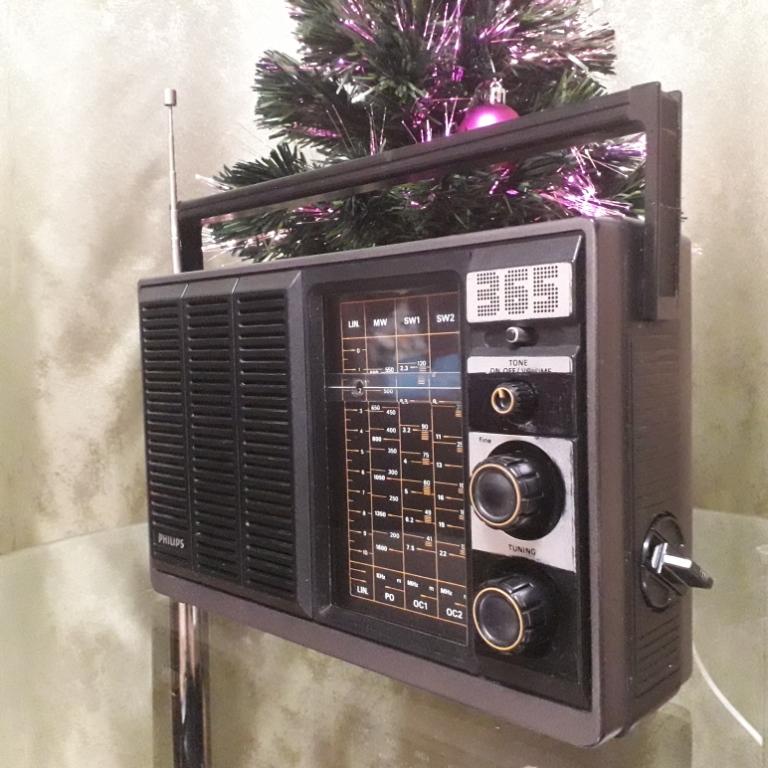 Зарубежные бытовые радиоприёмники N_3113