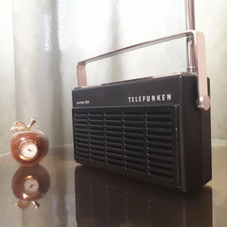 Зарубежные бытовые радиоприёмники N_3127