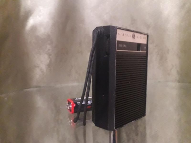 Зарубежные бытовые радиоприёмники - Страница 2 N_3150