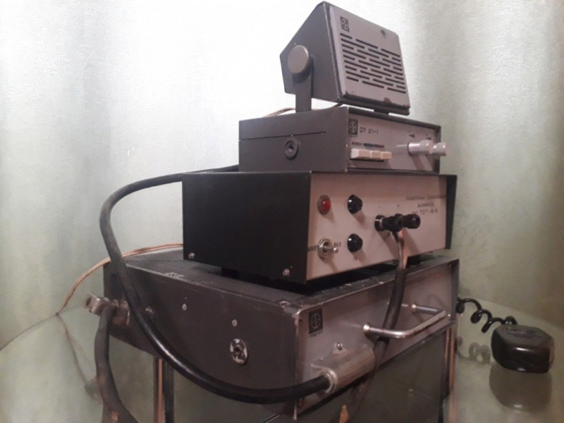 Радиостанции специального назначения - Страница 2 N_3159