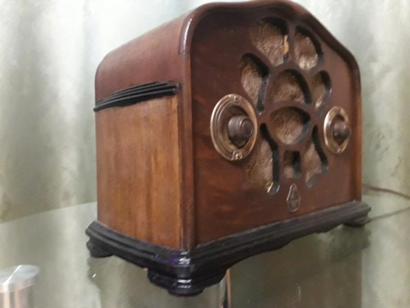 Зарубежные бытовые радиоприёмники - Страница 2 N_3162
