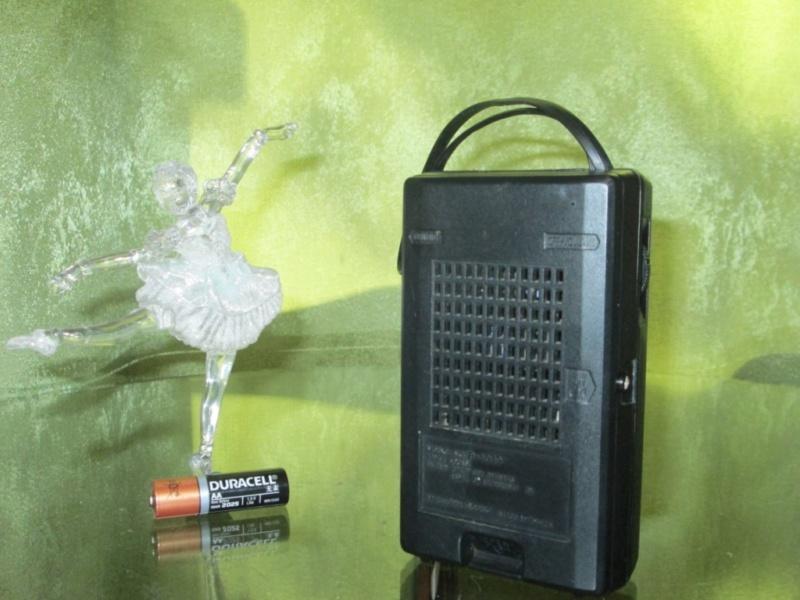 Зарубежные бытовые радиоприёмники N_322