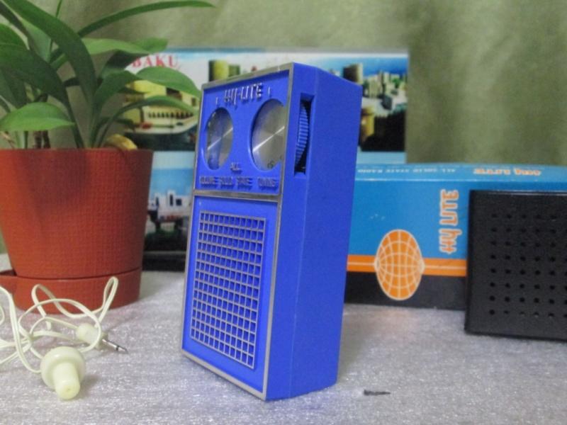 Зарубежные бытовые радиоприёмники N_334