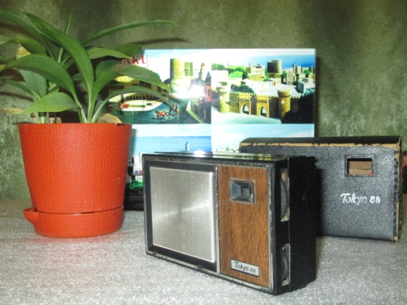 Зарубежные бытовые радиоприёмники N_335
