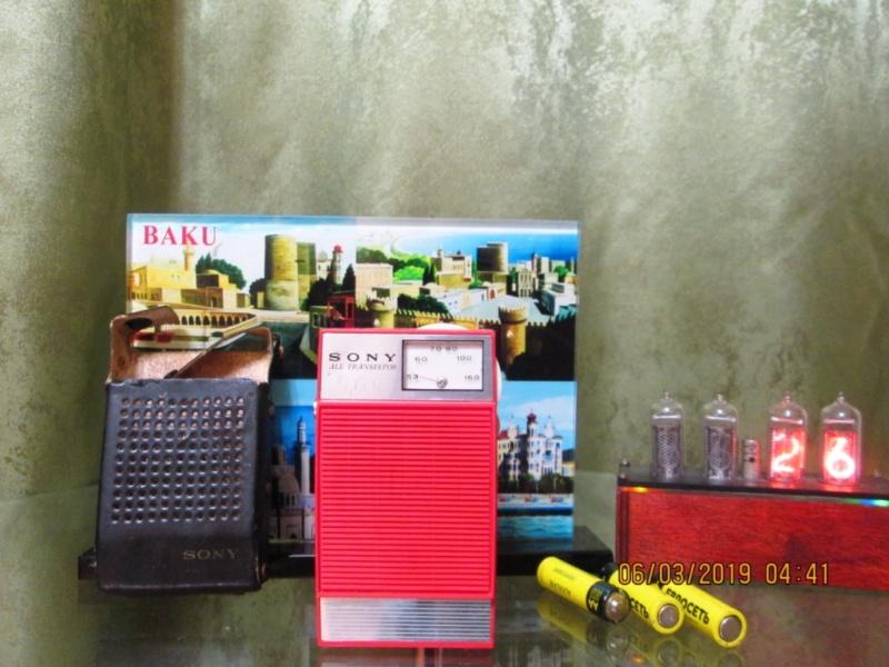 Зарубежные бытовые радиоприёмники N_351