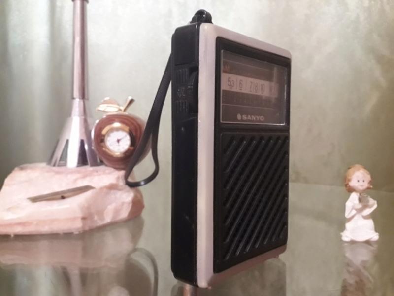 Зарубежные бытовые радиоприёмники N_381