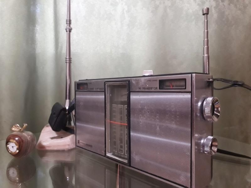 Зарубежные бытовые радиоприёмники N_382