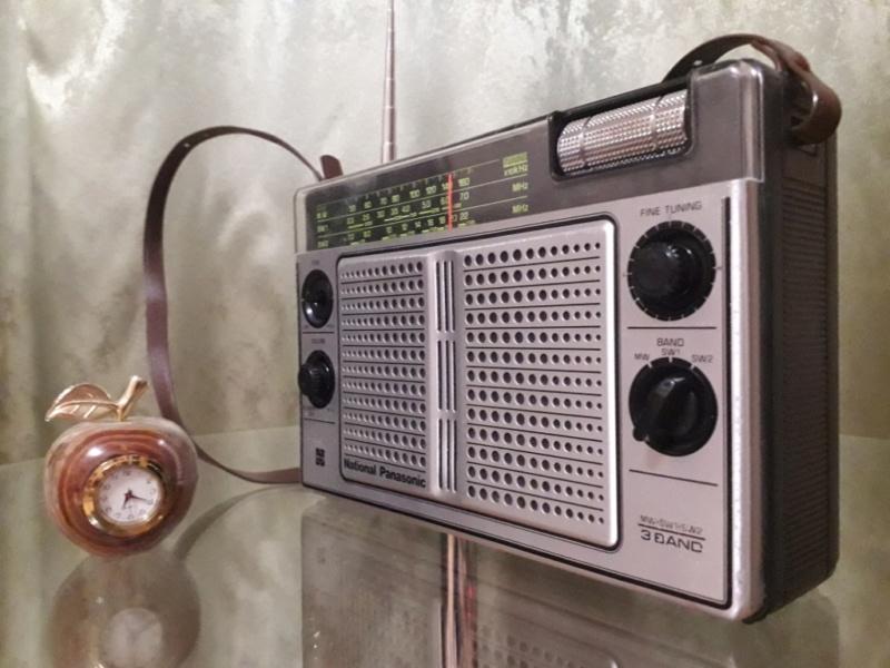 Зарубежные бытовые радиоприёмники N_388
