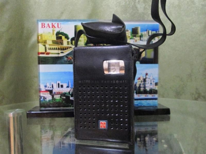 Зарубежные бытовые радиоприёмники N_413
