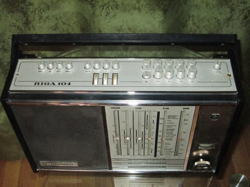 Бытовые радиоприёмники СССР - Страница 5 N_416