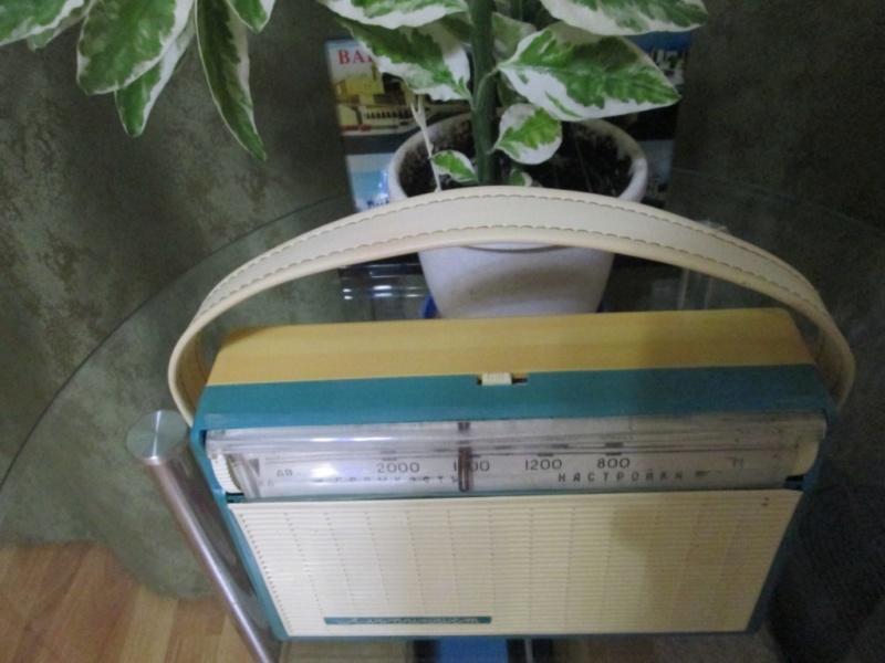 Бытовые радиоприёмники СССР - Страница 5 N_425