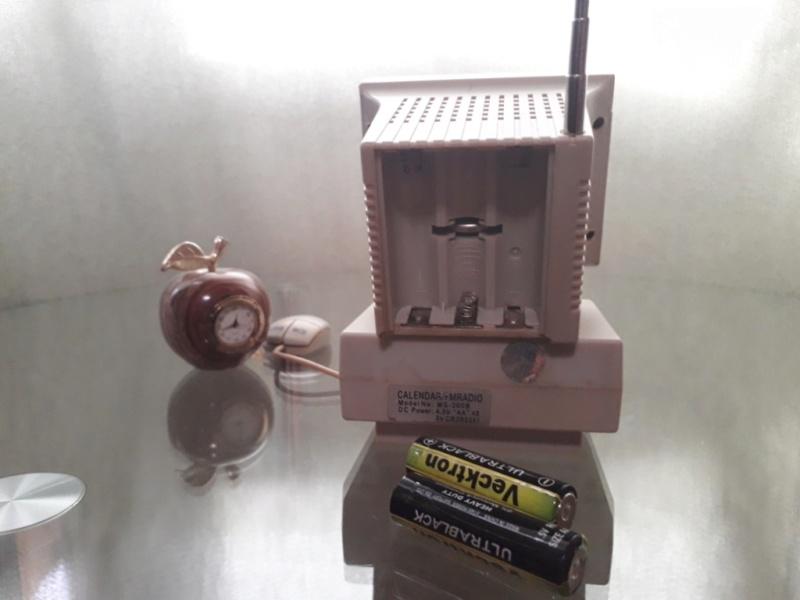 Зарубежные бытовые радиоприёмники N_460