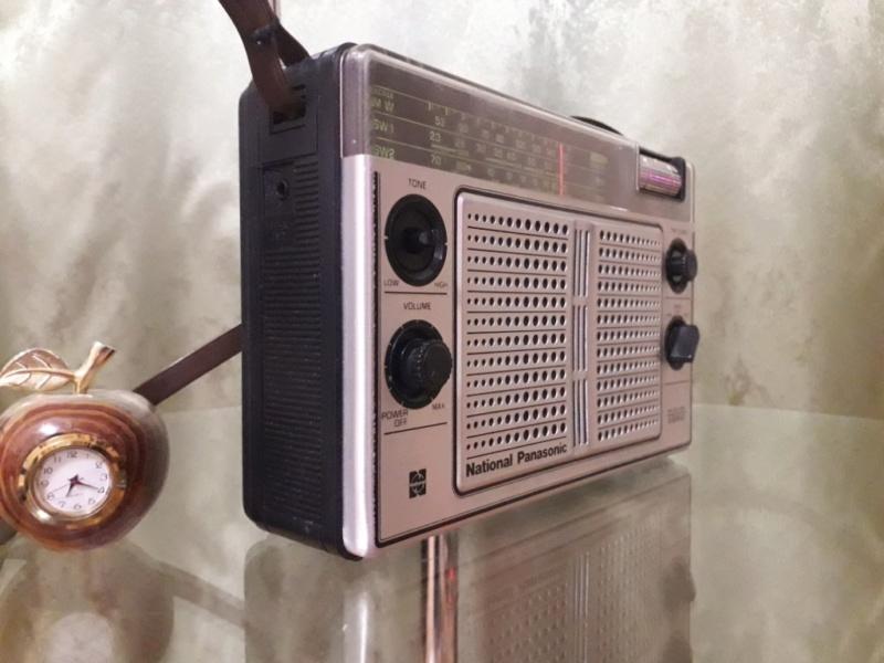 Зарубежные бытовые радиоприёмники N_473
