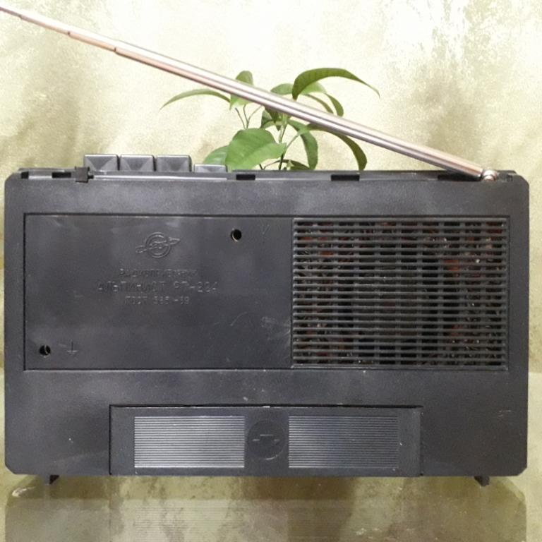 Бытовые радиоприёмники СССР - Страница 7 N_481