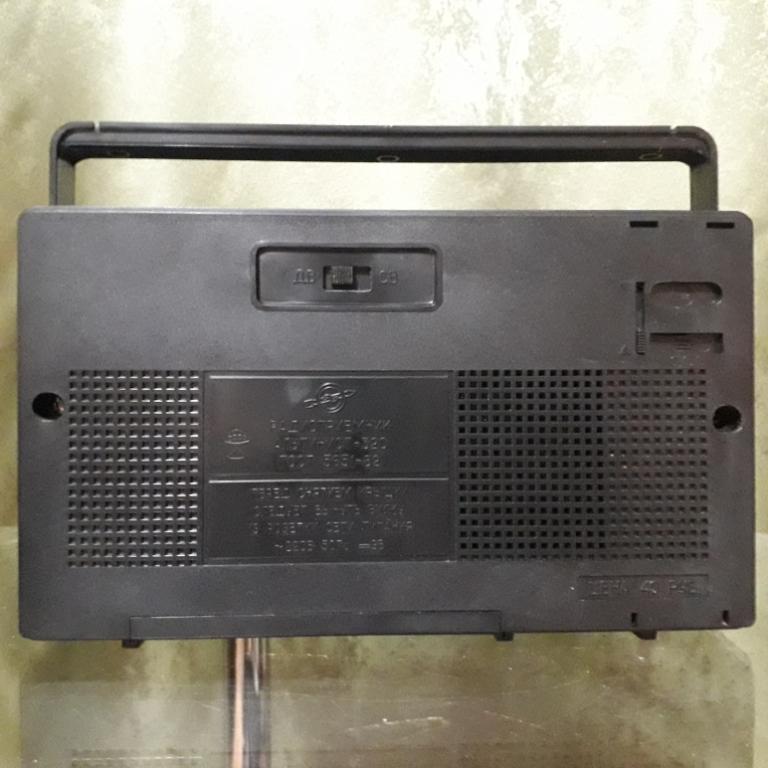 Бытовые радиоприёмники СССР - Страница 7 N_482