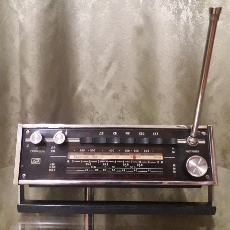 Бытовые радиоприёмники СССР - Страница 7 N_484