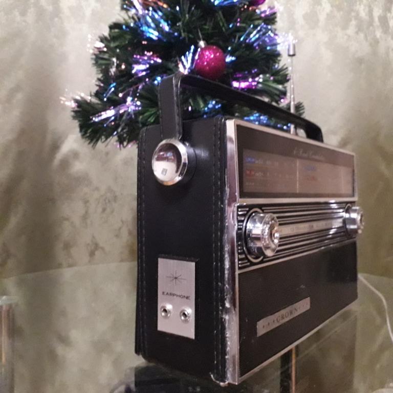 Зарубежные бытовые радиоприёмники N_489