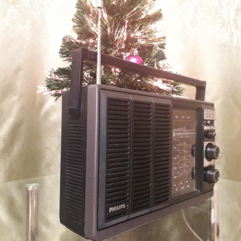 Зарубежные бытовые радиоприёмники N_491
