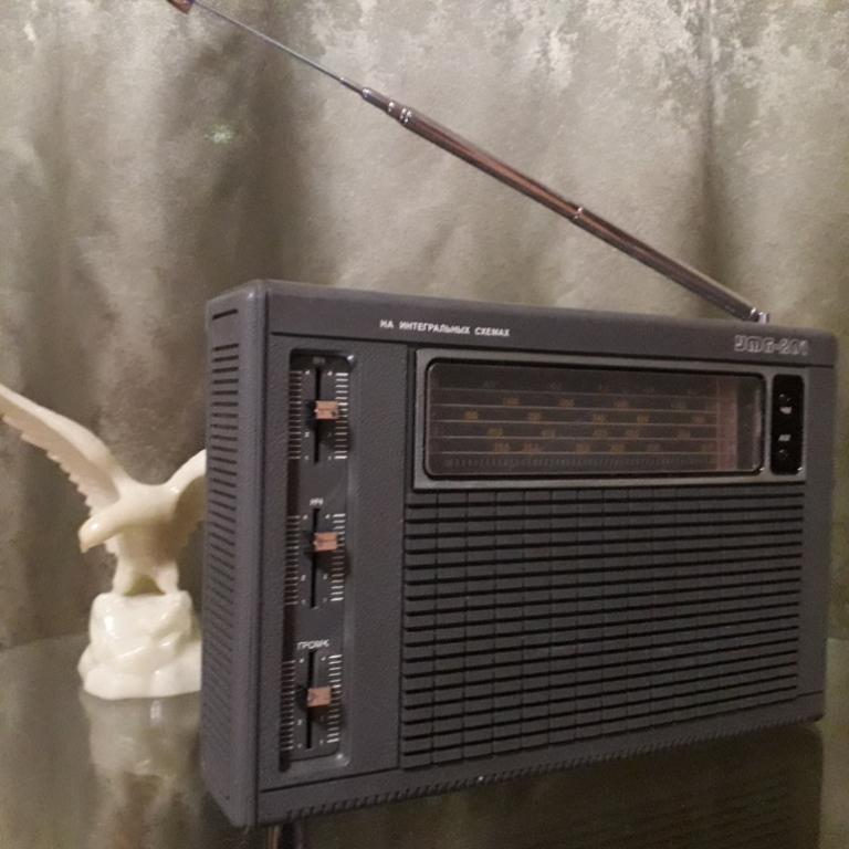 Бытовые радиоприёмники СССР - Страница 7 N_495