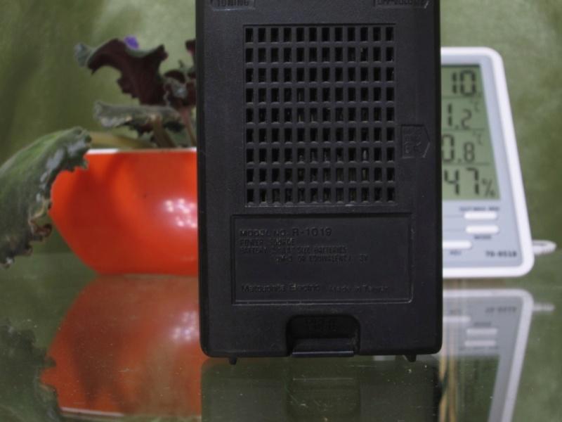 Зарубежные бытовые радиоприёмники N_516