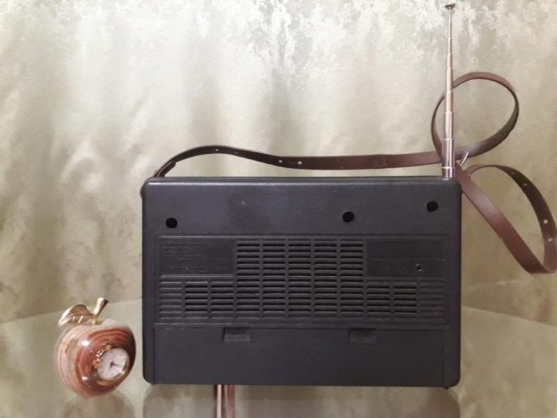 Зарубежные бытовые радиоприёмники N_541