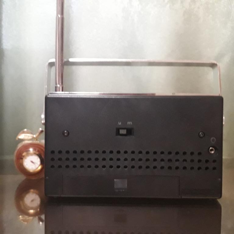 Зарубежные бытовые радиоприёмники N_560