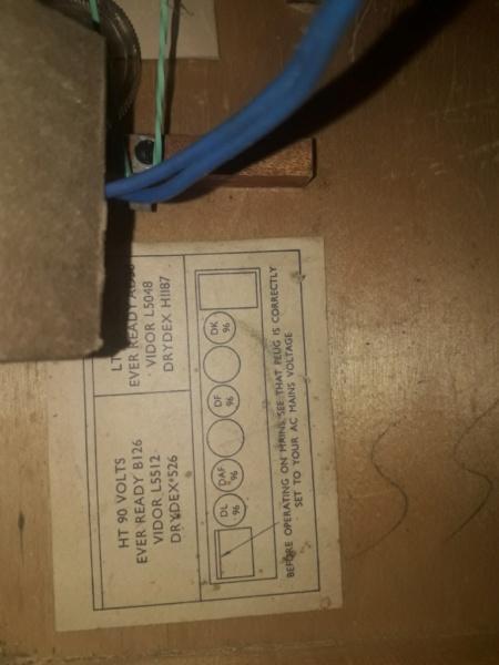 Зарубежные бытовые радиоприёмники - Страница 2 N_571