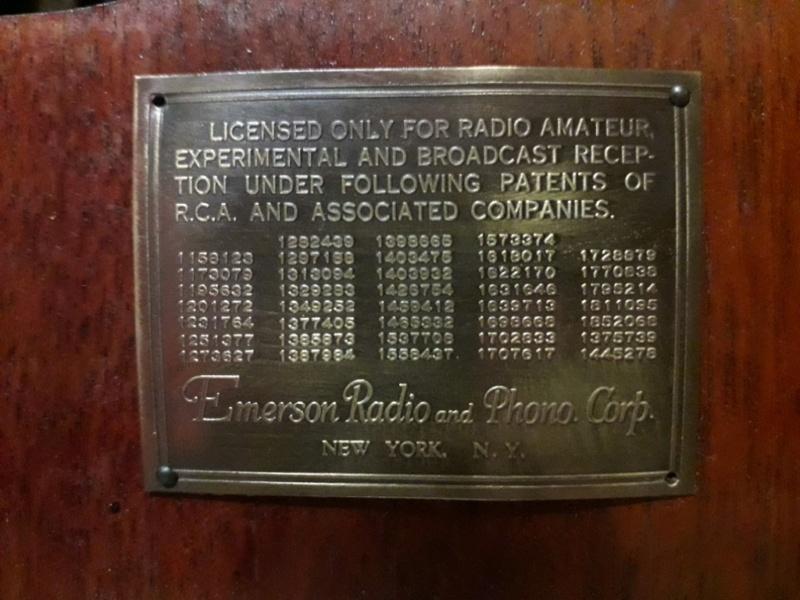 Зарубежные бытовые радиоприёмники - Страница 2 N_578