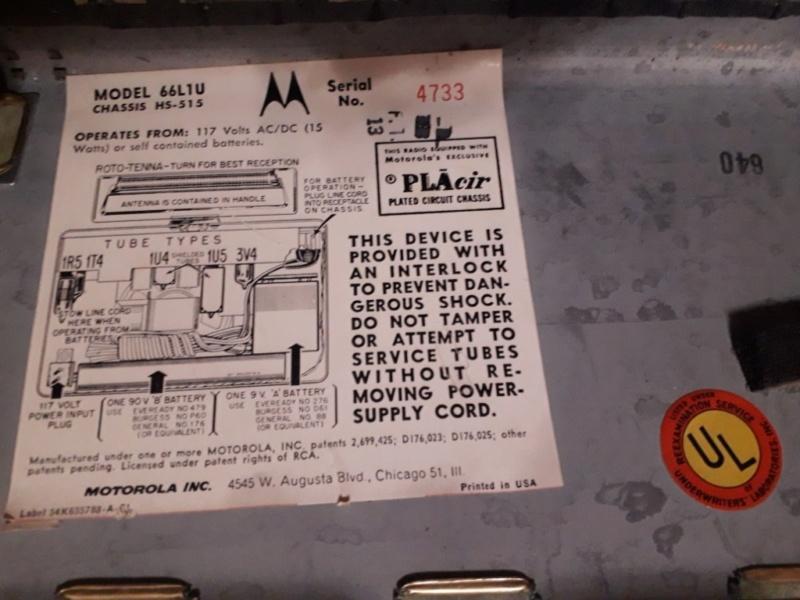 Зарубежные бытовые радиоприёмники - Страница 2 N_637