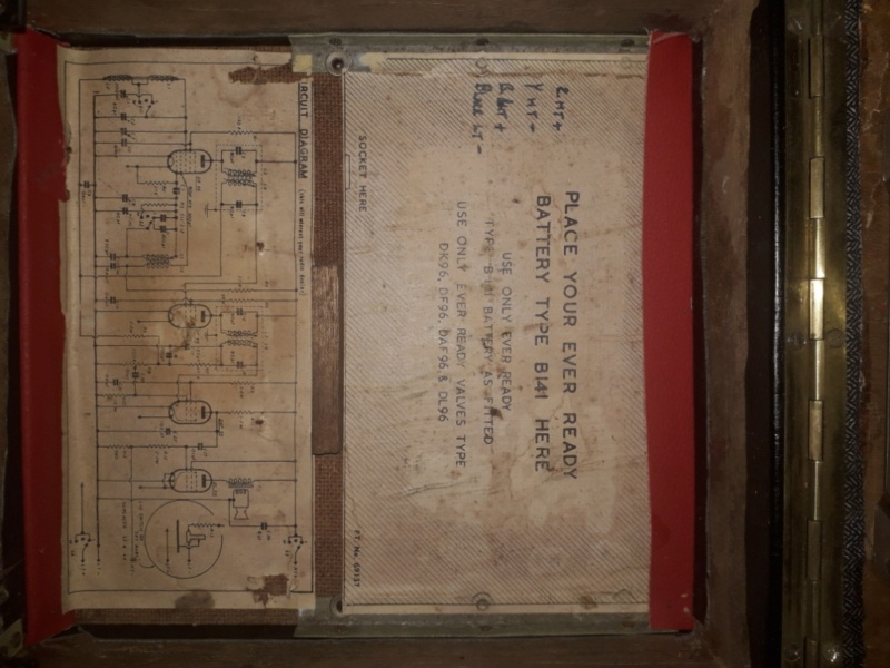 Зарубежные бытовые радиоприёмники - Страница 2 N_642