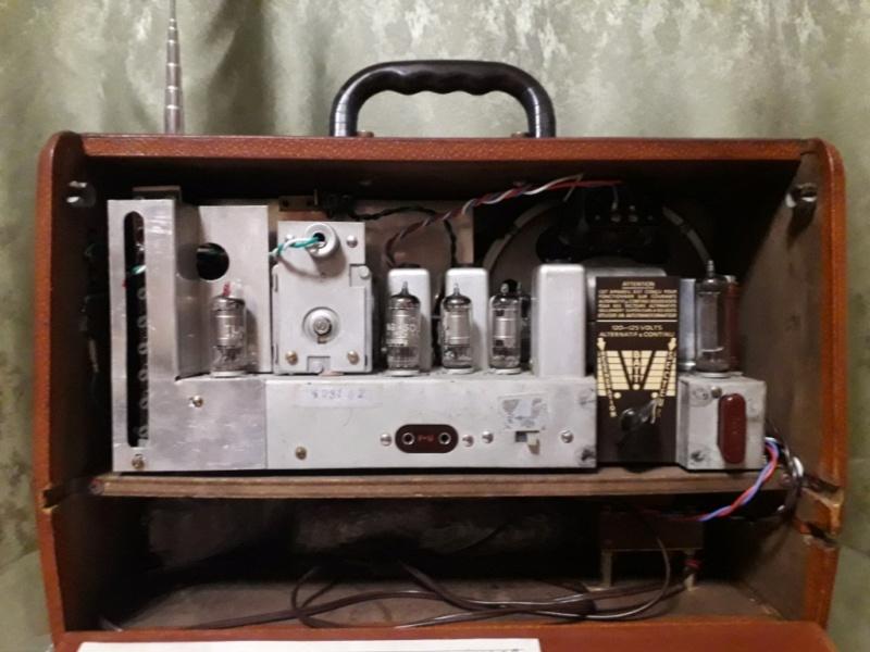 Зарубежные бытовые радиоприёмники - Страница 2 N_646