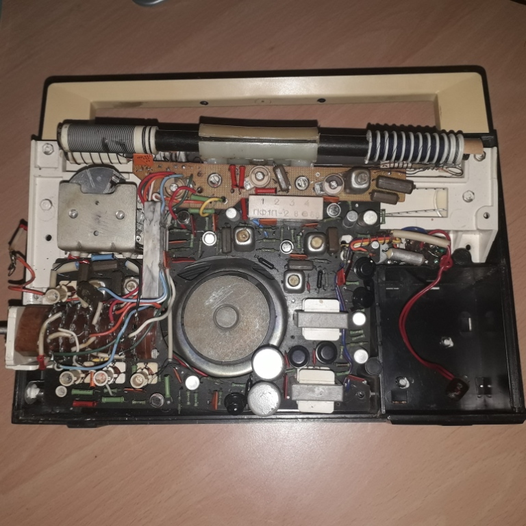 Бытовые радиоприёмники СССР - Страница 7 Naaa_104