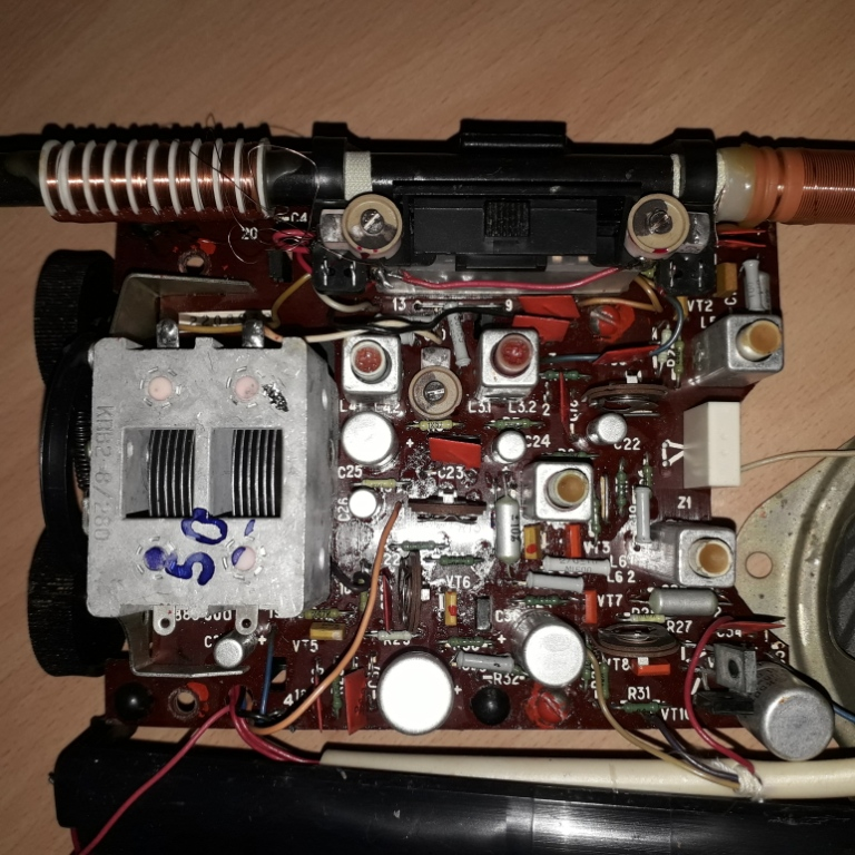 Бытовые радиоприёмники СССР - Страница 7 Naaa_196