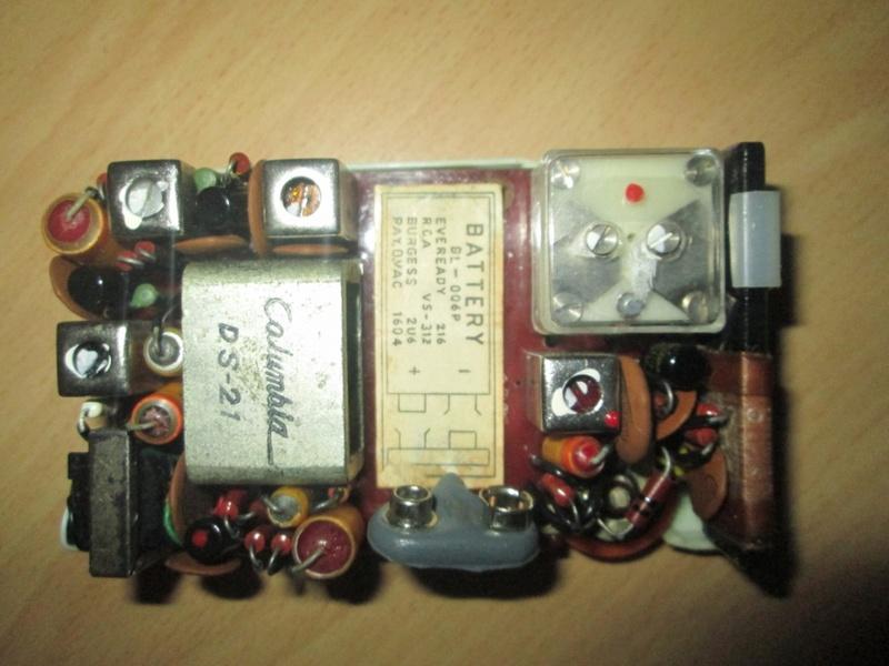 Зарубежные бытовые радиоприёмники Ozdiea18