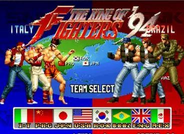 Tournoi King of Fighters '94 sur Fightcade - bilan ultime final et définitif Captur17