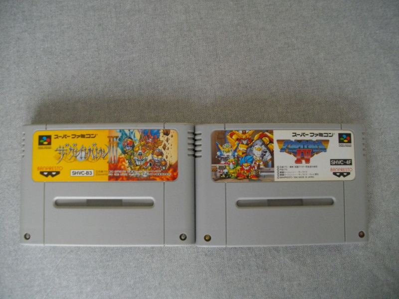 [vendu] Jeux SFC - ajout Ninja Warriors Again Imgp1552