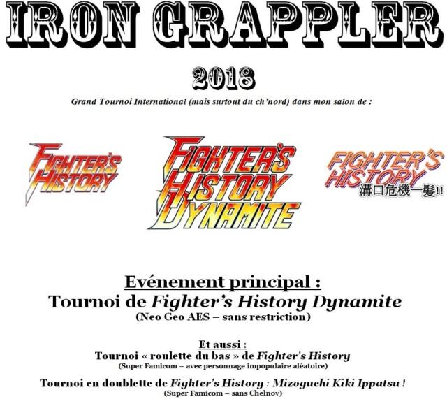 Tournoi Fighter's History Dynamite - Iron Grappler 2018 Irongr10