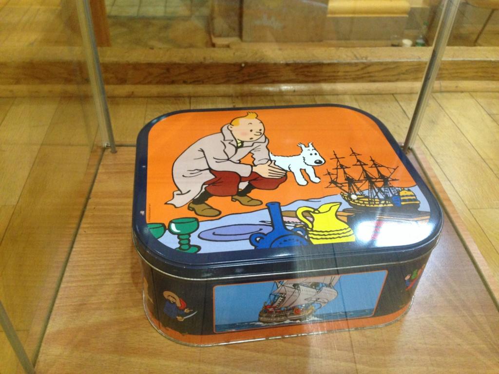 tintin - Pour les fans de Tintin - Page 16 Img_0615