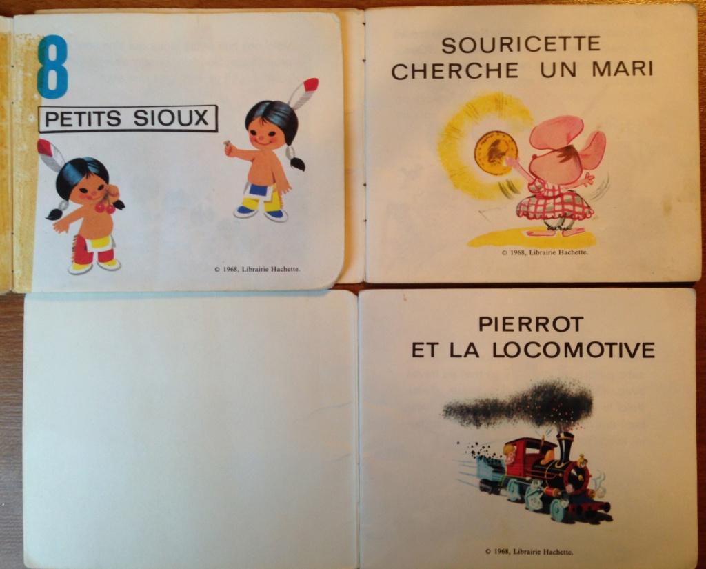 Mini-Livres Hachette Img_3513
